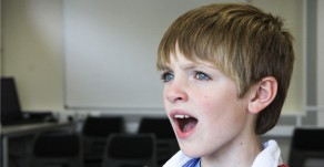 Receiving Acting, Dancing and Singing lessons in Bath from Bath Theatre School